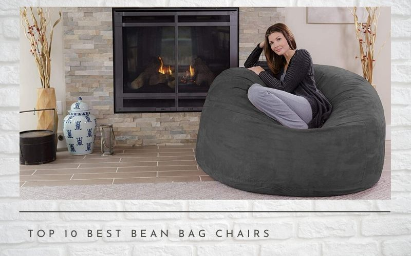 Top 10 Best Bean Bag Chairs In 2020 Reviews