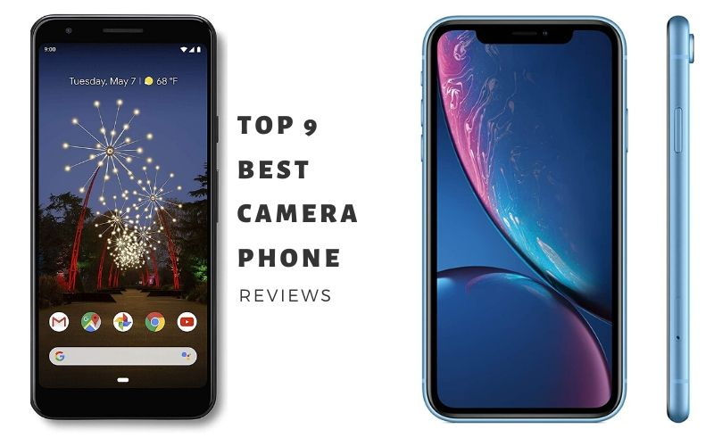 Top 10 Best Camera Phone In 2020 Reviews