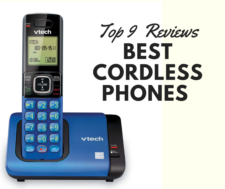 Top 9 Best Cordless Phones In 2020 Reviews