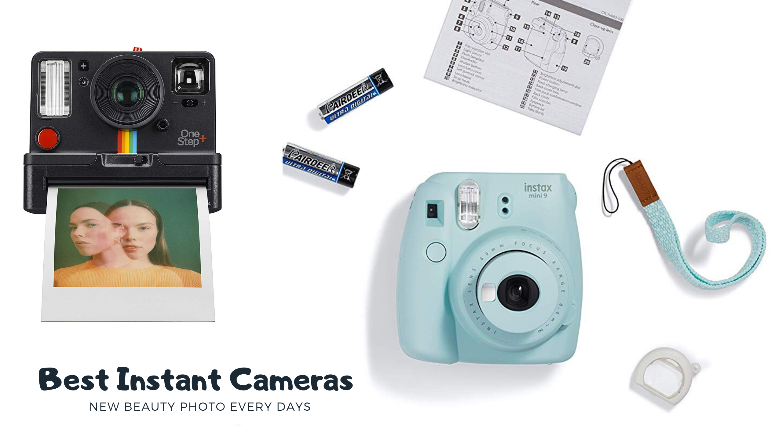 Best Instant Cameras In 2020 Reviews