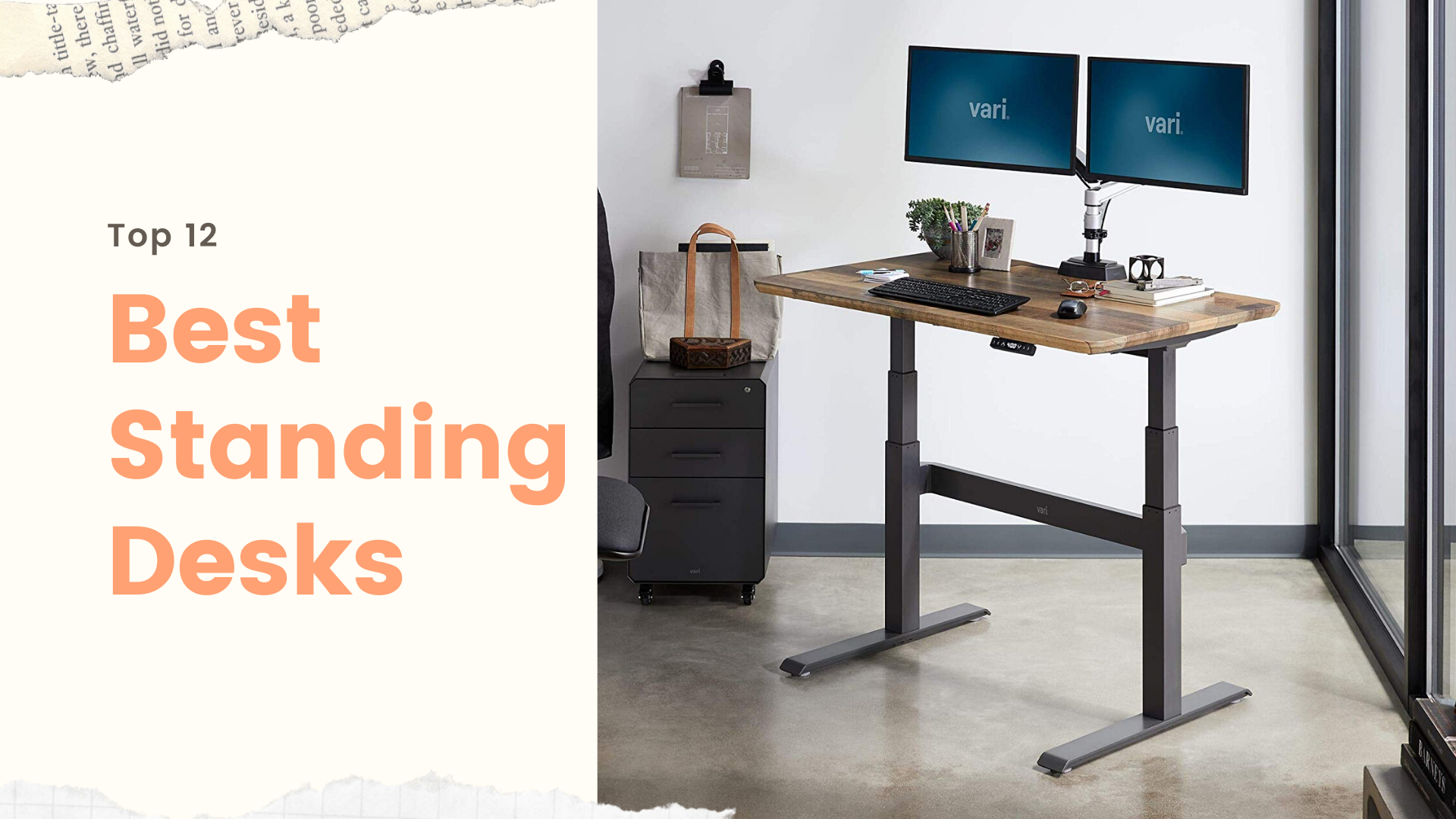 Best Standing Desks In 2020 – Top 12 Rated Reviews