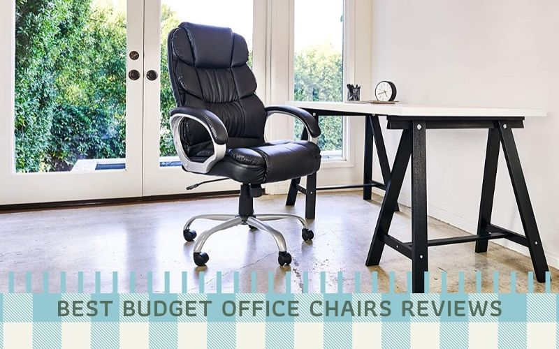 Top 10 Best Budget Office Chairs In 2021 Reviews