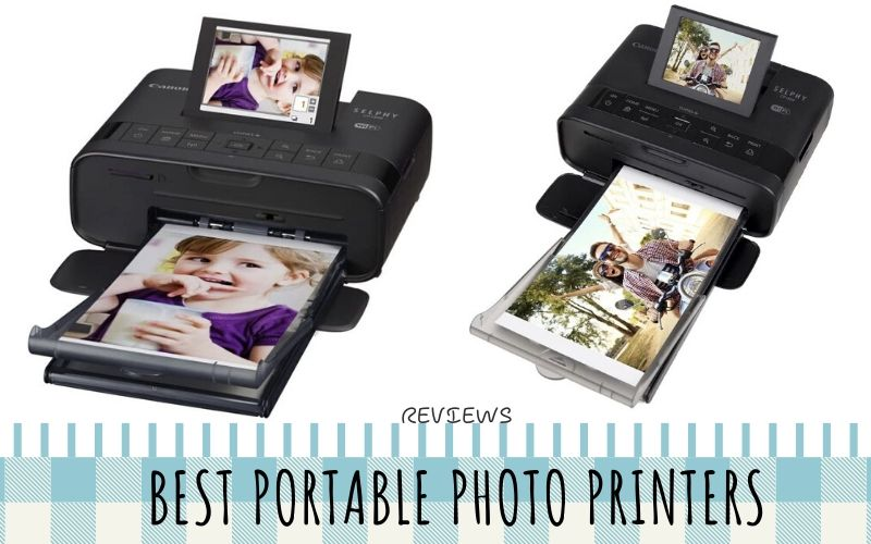 Top 10 Best Portable Photo Printers In 2021 Reviews