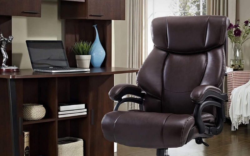 Best Reclining Office Chairs with Footrests Guide
