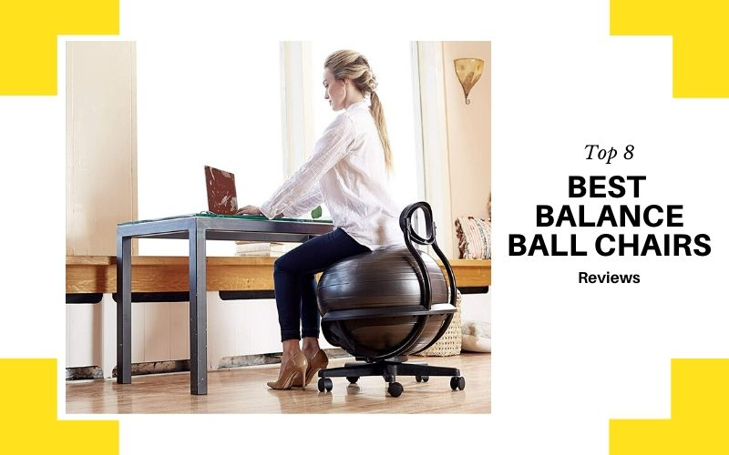 Top 10 Best Balance Ball Chairs Reviewed And Rated In 2020