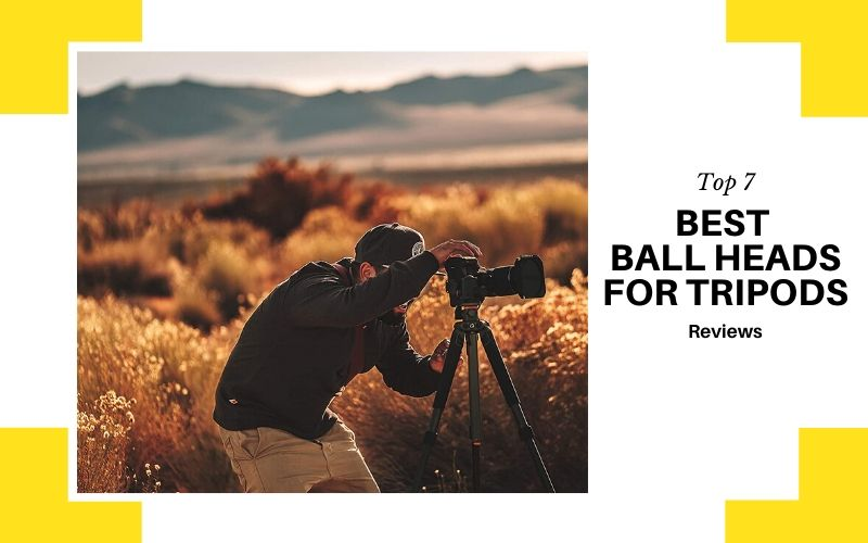 Top 7 Best Ball Heads For Tripods In 2020 Reviews