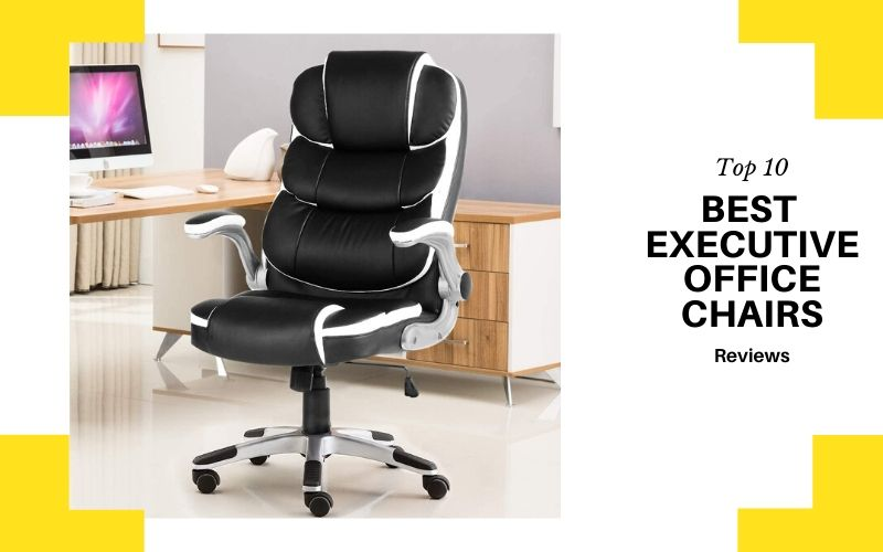 Top 10 Best Executive Office Chairs To Buy In 2020 Reviews