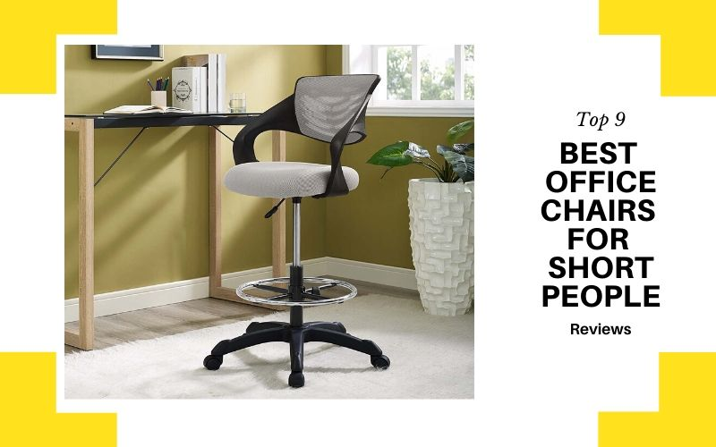Top 9 Best Office Chairs For Short People In 2021 Review