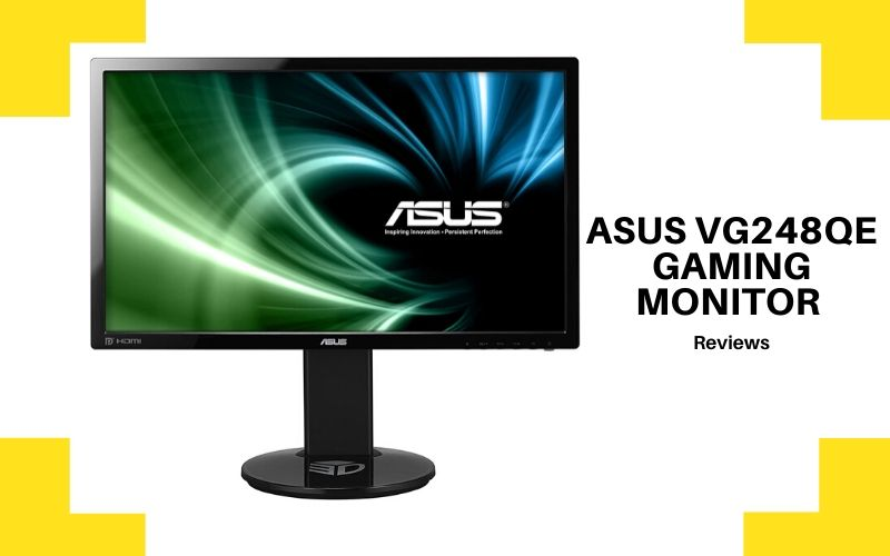 ASUS VG248QE Gaming Monitor Review