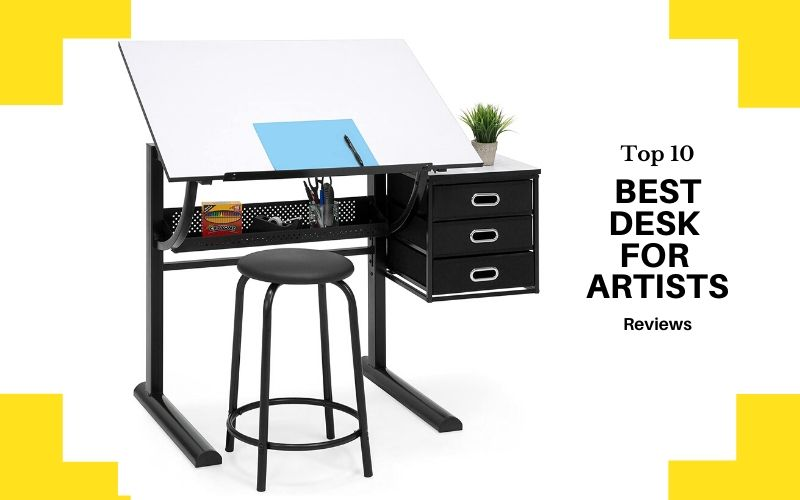 Top 10 Best Desk For Artists In 2021 – Top 10 Rated Review