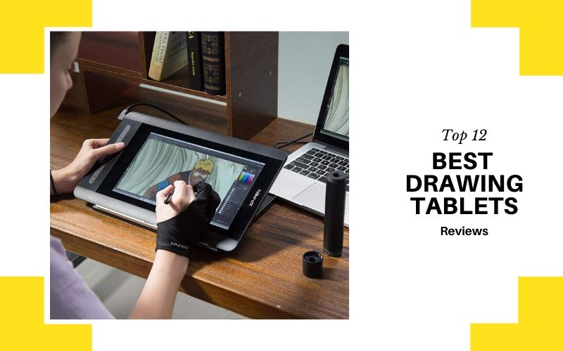 Top 12 Best Drawing Tablets In 2021 Review