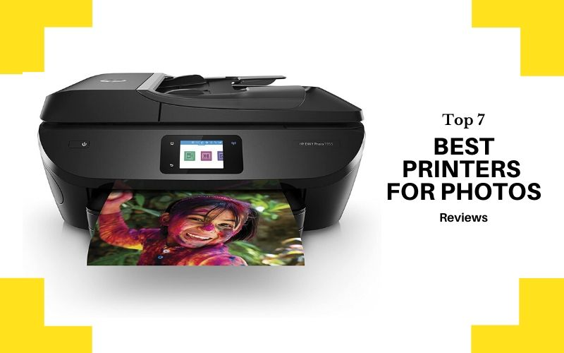 Top 7 Best Printers For Photos On The Market 2021 Reviews