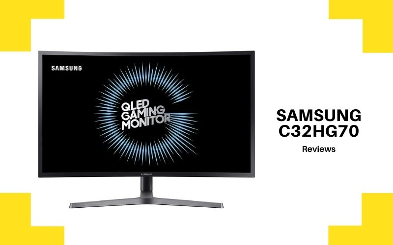 Samsung C32HG70 Review 2020