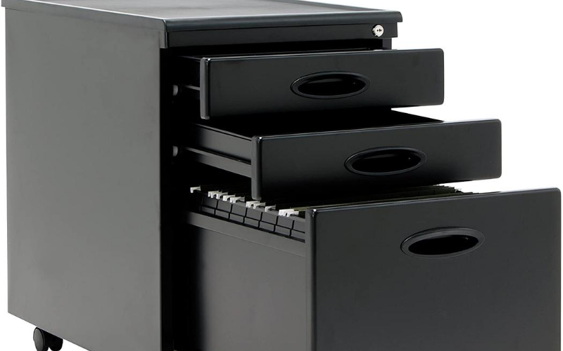 Best File Cabinets Capacity