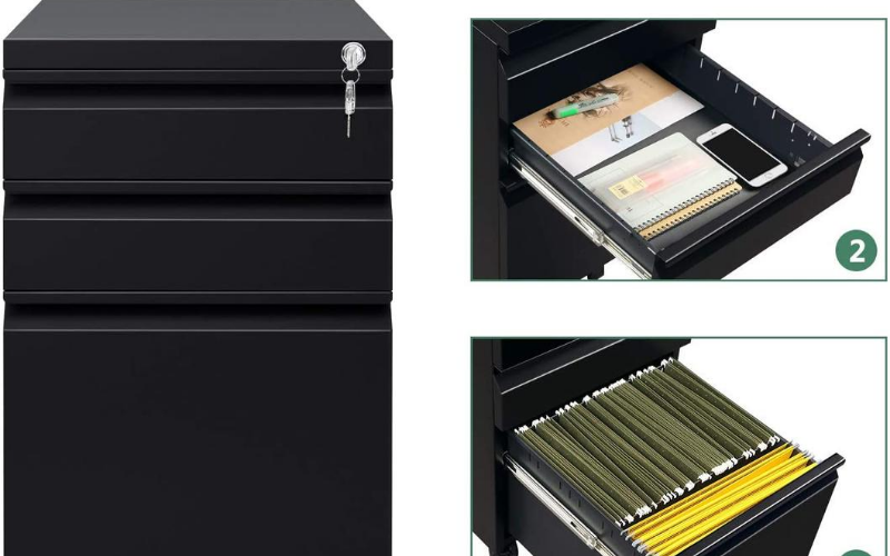 Best File Cabinets Lock