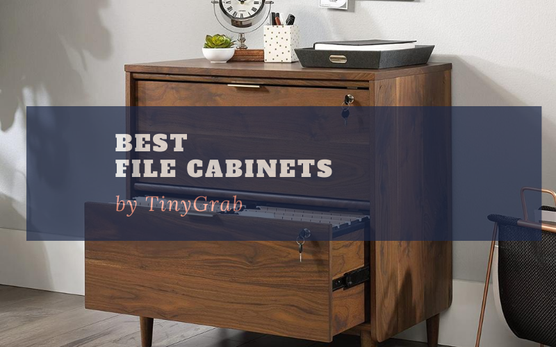 Best File Cabinets Of 2020 – Reviews & Buying Guide