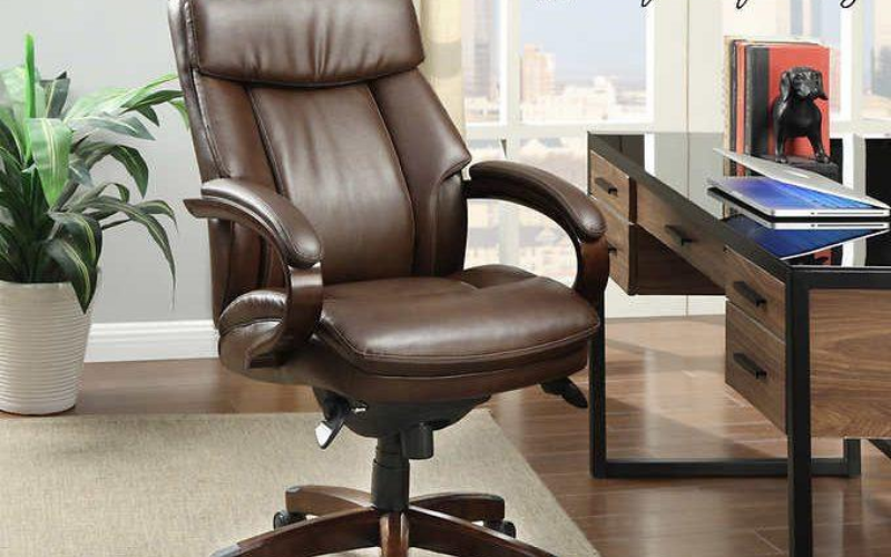 Big and Tall Office Chairs with 500 lbs Capacity