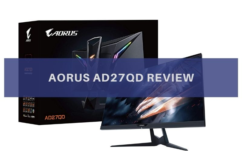 Aorus AD27QD Review