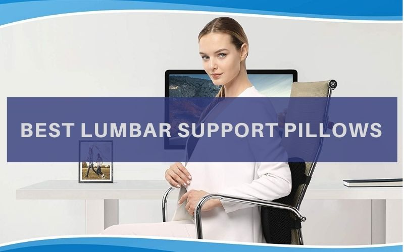Best Lumbar Support Pillows In 2021 – Top 10 Rated Reviews