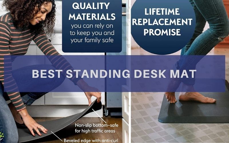 Top 12 Best Standing Desk Mat On The Market 2020 Reviews