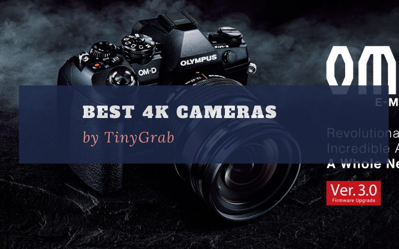 Best 4K Camera On The Market 2020 Review