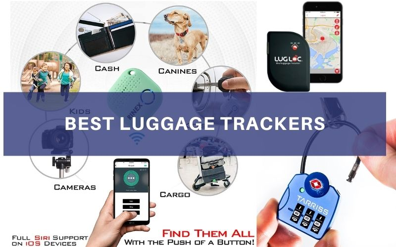 Top 5 Best Luggage Trackers To Buy In 2021 Review