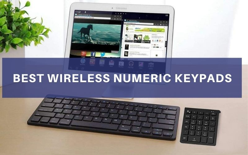 Top 7 Best Wireless Numeric Keypads To Buy In 2020 Review