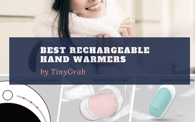 Best Rechargeable Hand Warmers To Buy In 2020 Reviews