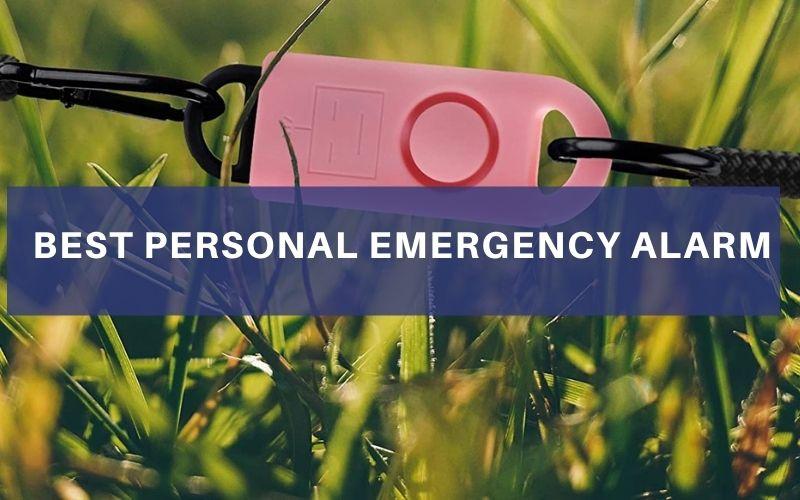 BEST Personal Emergency Alarm