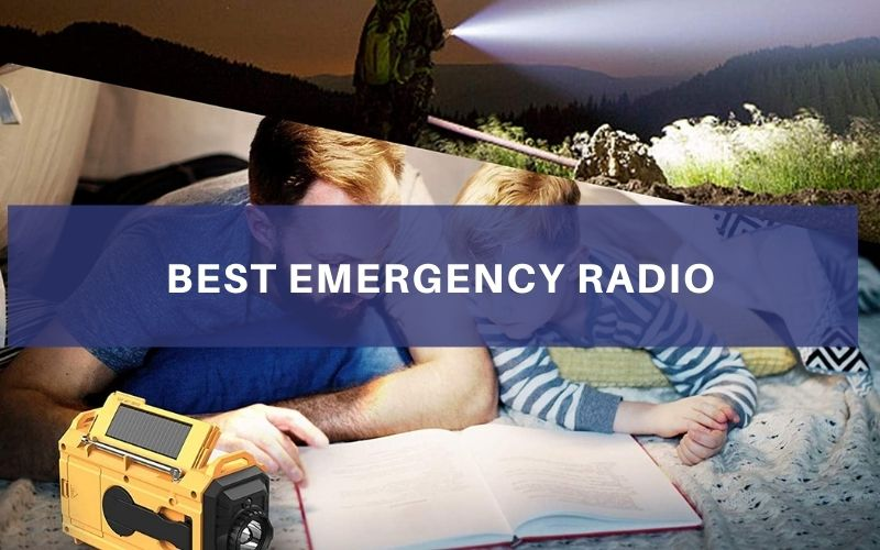Top 8 Best Emergency Radio To Buy In 2020 Reviews