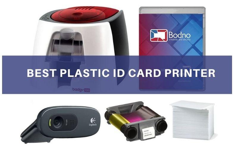 Top 5 Best Plastic ID Card Printer To Buy In 2021 Reviews