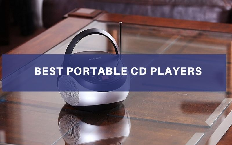 Best Portable CD Players