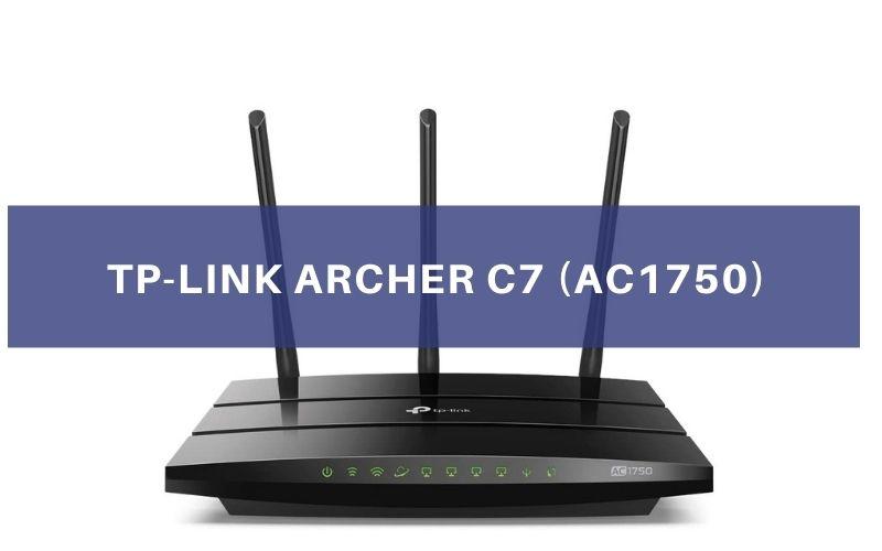 TP-Link Archer C7 (AC1750)