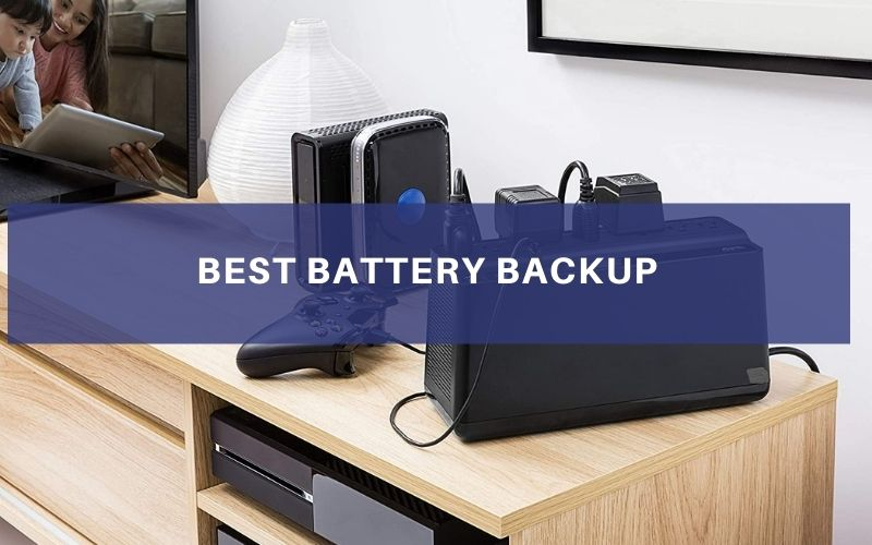 Best Battery Backup In 2021 – Top 6 Rated Reviews