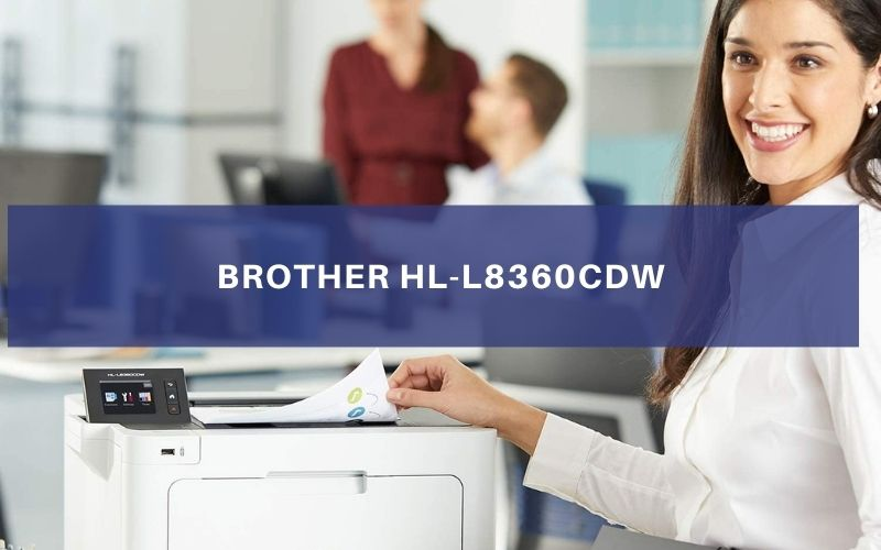 Brother HL-L8360CDW Review