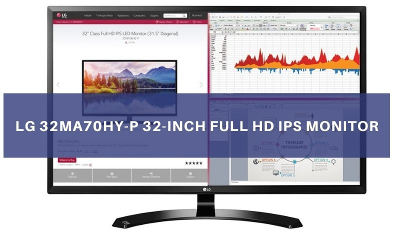 LG 32MA70HY-P 32-Inch Full HD IPS Monitor Review