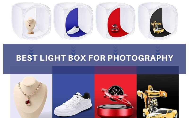 Top 10 Best Light Box for Photography To Buy In 2021 Review