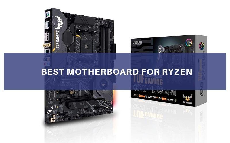 Motherboard for Ryzen 5 3600