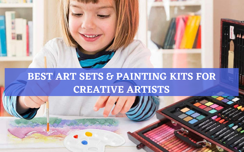 art sets painting kits for creative artist
