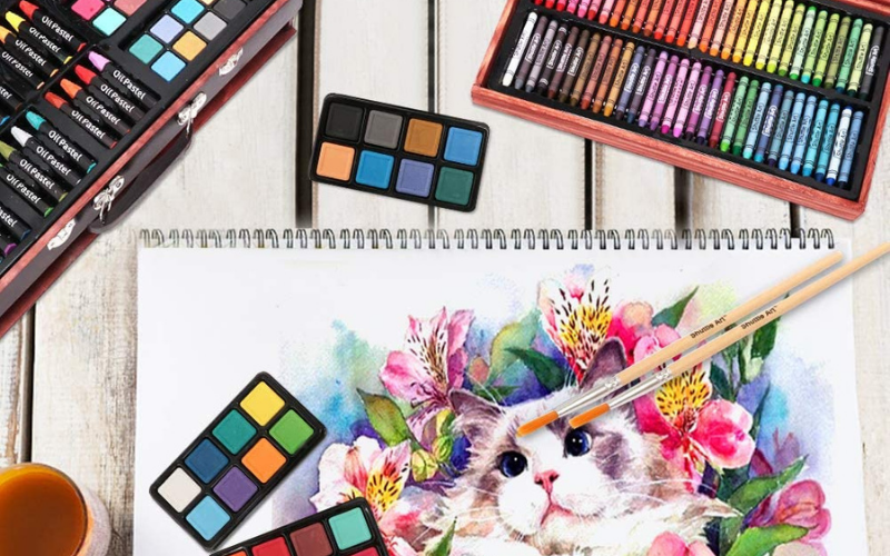 art sets painting kits for creative artists