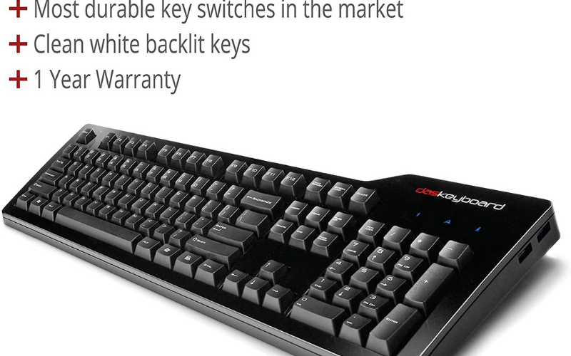 das keyboard model s guide