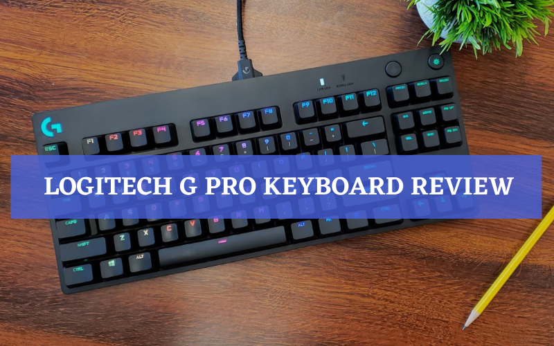logitech g pro keyboard review