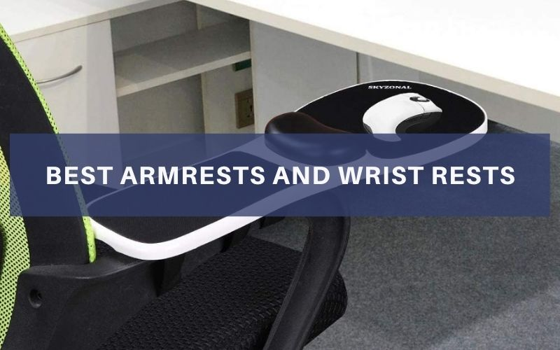Best Armrests And Wrist Rests