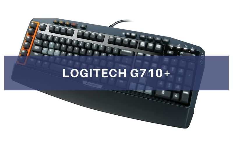 Logitech G710+ Review