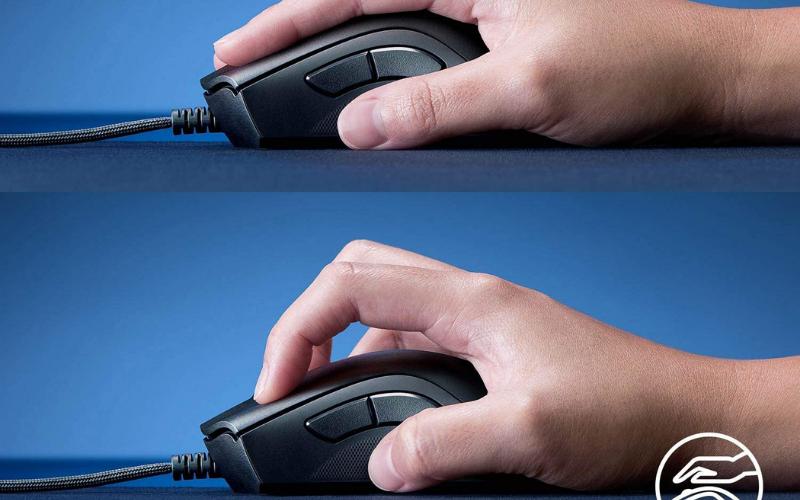 Best Fingertip Grip Mouse Guide