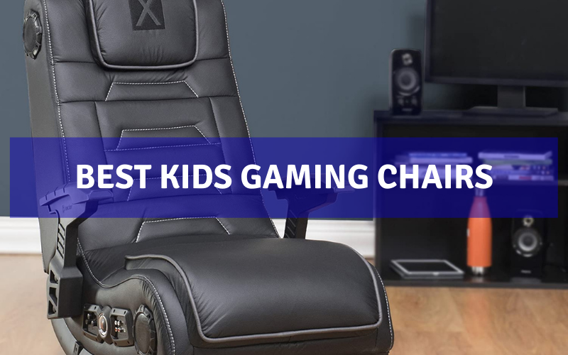 Top 7 Best Kids Gaming Chairs In 2021 – Review & Guide