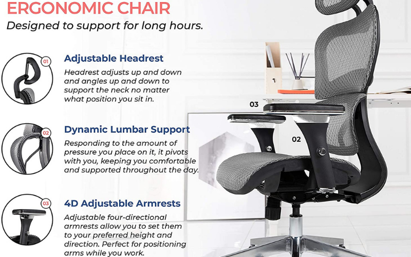Best Office Chair for Pregnancy Use