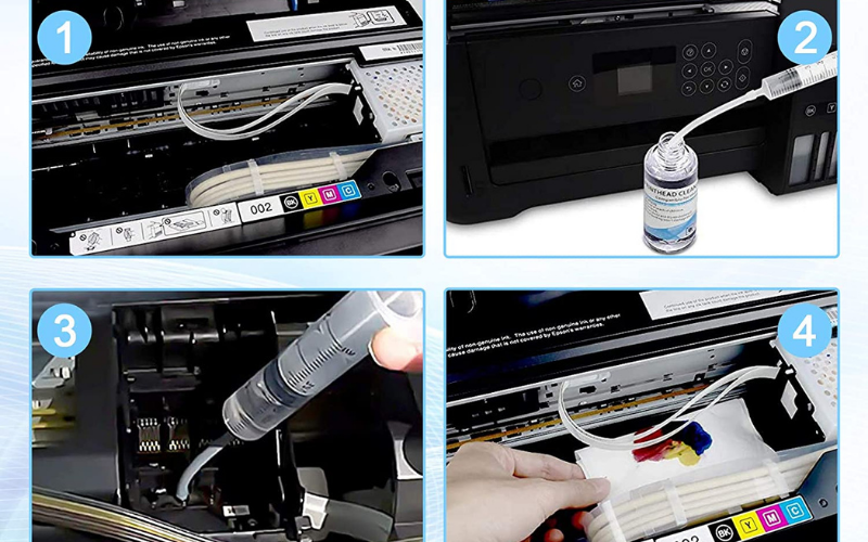Best Print Head Nozzle Cleaning Kits Use