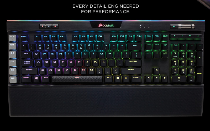 Corsair K95 RGB Platinum Performance