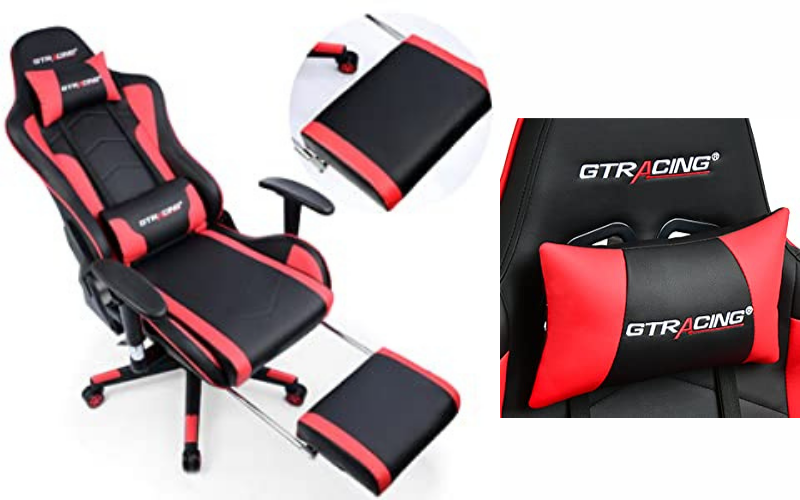 Best Gaming Chairs with Speakers Comfort